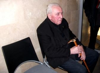 Liudyti L.Palmaičio byloje, deja, neleista žinomam Lietuvos disidentui kunigui, monsinjorui Alfonsui SVARINSKUI